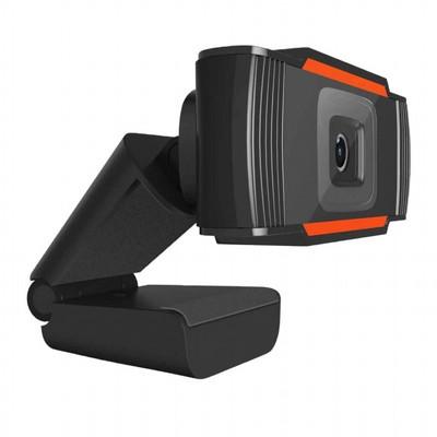 מצלמת רשת עם חיבור USB ללא התקנה 720P | מושלם לשיחות ZOOM SKYPE ועוד